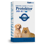 Protektor® Spot-On for Small Dogs