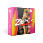 Zaroor® TimeMAX Condoms